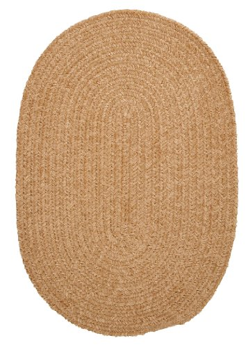 Spring Meadow Rug, 4 by 6-Feet, Buff