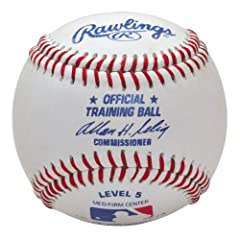 Buy Rawlings Level 5 Official Training Baseball (Pack of 12) by Rawlings