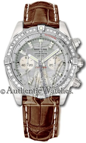 NEW BREITLING WINDRIDER CHRONOMAT B01 MENS WATCH AB011053/G686