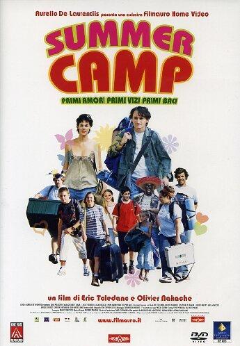 Summer Camp - Primi Amori, Primi Vizi, Primi Baci [Italian Edition]