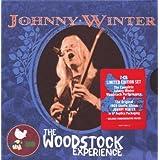 Johnny Winter:The Woodstock Experience (2CD) ~ Johnny Winter
