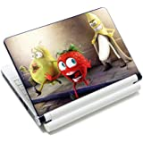 Luxburg® Design skin de protection sticker film autocollant pour ordinateur portable 10 / 12 / 13 / 14 / 15 pouces, motif: Oh là là !