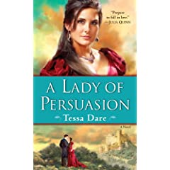 A Lady of Persuasion by Tessa Dare