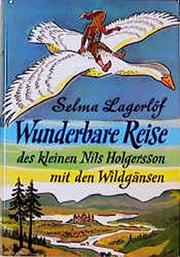 Buchseite und Rezensionen zu 'Wunderbare Reise des kleinen Nils Holgersson mit den Wildgänsen' von Selma Lagerlöf