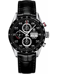 Tag Heuer Carrera Day Date Mens Watch CV2A10.FC6235
