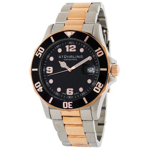 Stuhrling Original Men's 158.332241 Water Sports Clipper Swiss Watch