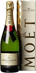 Moët & Chandon Imperial Champagner in festlicher Geschenkpackung