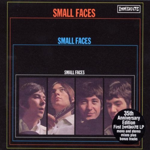 The Small Faces - Small Faces (35th Anniversary Deluxe Edition) - Zortam Music