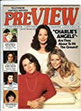 May 1978 Charlie's Angels Jaclyn Smith, Cheryl Ladd, Kate Jackson Magazine