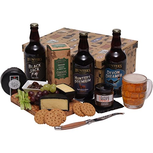 The Real Ale Hamper For Him - The Perfect Present For The Beer Lover - New Birthday & Christmas Ideas Range