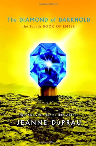 Cover of The Diamond of Darkhold (Ember, Book 4)