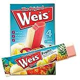 【冷凍品】●Weis' ワイスバー フルート アイス 16本