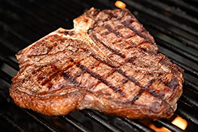 USDA Choice T-Bone Steak - 12 oz - Steaks for Delivery