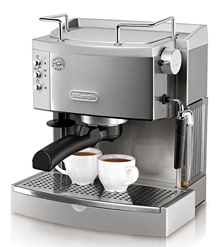 DeLonghi-EC702-15-Bar-Pump-Espresso-Maker-Stainless