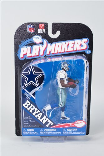 NFL Dallas Cowboys 2013 Playmaker Series 4 Dez Bryant Action Figure