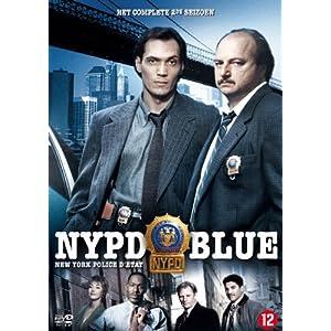 NYPD Blue : L'intégrale saison 2 - Coffret 6 DVD
