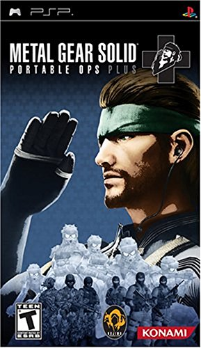 Metal Gear Solid-Portable Ops Plus