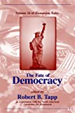 img - for The Fate Of Democracy (Humanism Today) (v. 16) book / textbook / text book