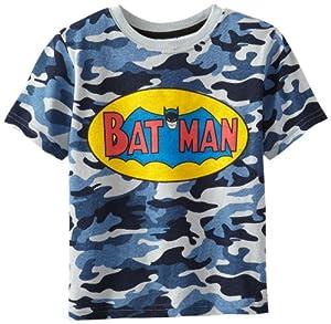 Dc Comics Boys 2-7 Batman Shirt at Gotham City Store