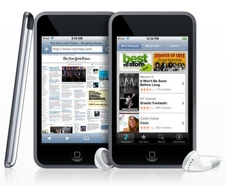 Apple iPod Touch 8 GB Black 