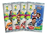 4 (Four) Packs of Panini FIFA World Cup Soccer 2014 Brazil Adrenalyn XL (World Cup 4 Pack Lot)
