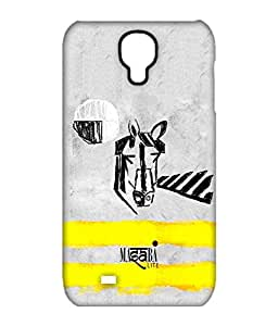 Masaba Yellow Horse - Sublime Case for Samsung S4