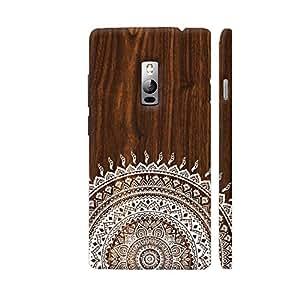 Colorpur Indian Wood Artwork On OnePlus 2 Cover (Designer Mobile Back Case)   Artist: Abhinav