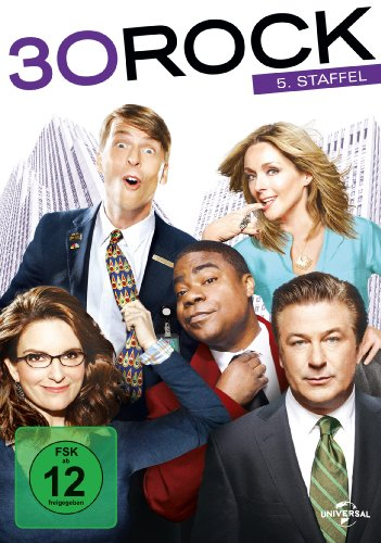 30 Rock - 5. Staffel [3 DVDs]