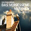 Das vergessene Mädchen: Ein Fall für Alexander Gerlach Audiobook by Wolfgang Burger Narrated by Christian Jungwirth