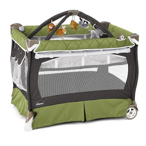 Chicco Lullaby Lx Play Yard - Elm