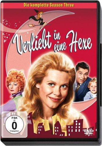 Verliebt in eine Hexe - Die komplette Season Three [4 DVDs]