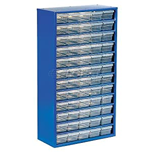 60 Drawer Metal Small Parts Storage Cabinet Modular