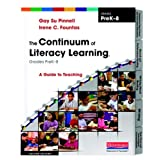 The Continuum of Literacy Learning, Grades PreK-8: A Guide to Teaching price comparison at Flipkart, Amazon, Crossword, Uread, Bookadda, Landmark, Homeshop18