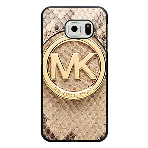 Classic MK Logo Samsung Galaxy S6 Edge Custodia,Michael Kors Logo Custodia Cover per Samsung Galaxy S6 Edge,Samsung Galaxy S6 Edge MK Michael Kors Phone Custodia