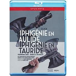 Iphigenie En Aulide / Iphigenie En Tauride [Blu-ray]