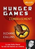 Hunger Games II - L'Embrasement: Livre audio 1 CD MP3 - 661 Mo