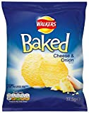 Baked Walkers Cheese and Onion 37.5 g (Pack of 32)