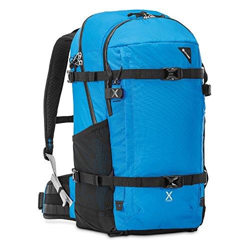 pacsafe-venturesafe-x40-plus-universal-sac-a-dos-hawaiian-bleue