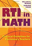 Response to Intervention in Math: Practical Guidelines for Elementary Teachers