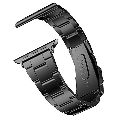 Apple-Watch-Correa-JETech-42mm-Correa-de-Acero-Inoxidable-Reemplazo-de-Banda-de-la-Mueca-con-Metal-Corchete-para-Apple-Watch-Todos-los-Modelos-42mm-Negro-2106