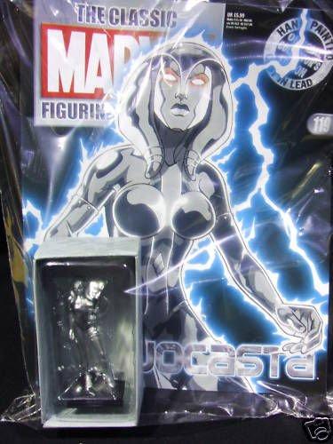 Classic Marvel Figurine Collection Issue 119: Jocasta (Jocasta Marvel compare prices)