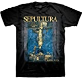 Sepultura - Chaos A.D. Mens T-Shirt In Black