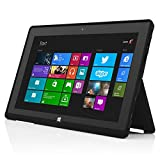 Incipio Feather Case for Microsoft Surface RT, Black (MRSF-044) (Color: Black)
