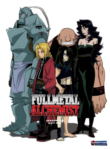 Fullmetal Alchemist: Season Two Part One [DVD] [Region 1] [US Import] [NTSC]