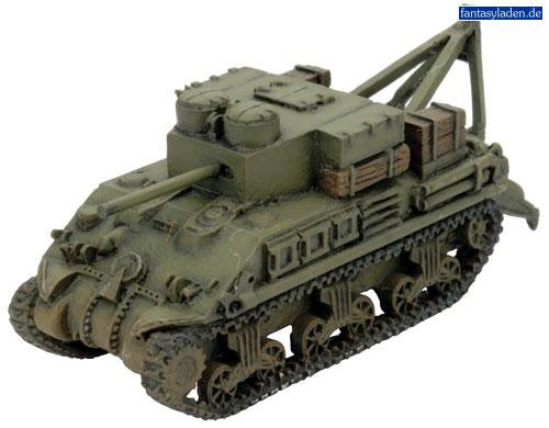 BFBR601 Sherman ARV (recovery) - 1