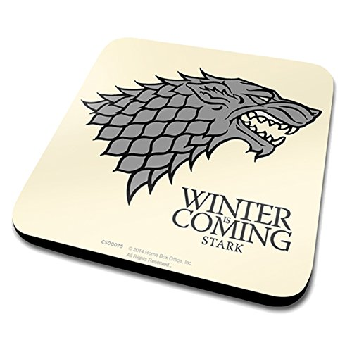 Game Of Thrones Coaster Stark