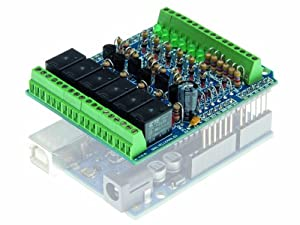Velleman KA05 I/o Shield for Arduino® Kit