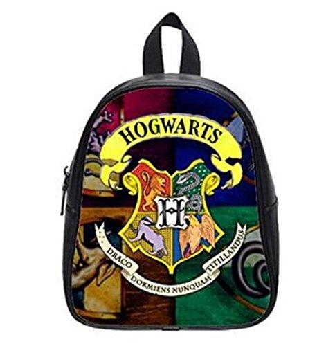LilyFavor Harry Potter Custom School Borsa(Large)Black Borsa