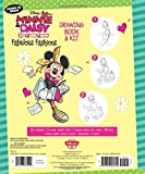 Learn to Draw Disney Minnie & Daisy Best Friends Forever Kit: Fabulous Fashions Drawing Book & Kit - Includes everything you need to draw Minnie and ... and accessories (Licensed Learn to Draw)