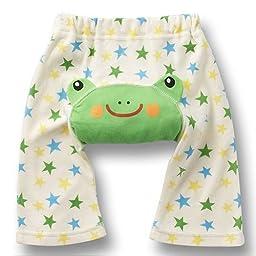 Set 5 LOCOMO Baby Unisex Bee Frog Pig Panda Lady Bug Pant Medium FBT002M
